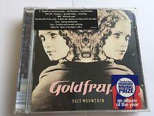 Goldfrapp - Felt Mountain [Digipak] (2000) CD