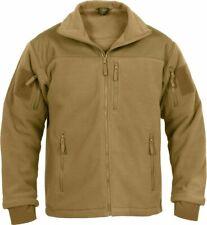Coyote Brown Special Ops Tactical Fleece Jacket