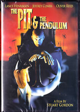 The Pit and the Pendulum (DVD, 1991) Lance Henriksen   Jeffrey Combs