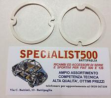 COPPIA GUARNIZIONI INTERNE FANALINI ANTERIORI 500 TT - 600 - 1100