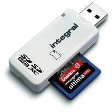 Memory Stick Card Reader and Adapter