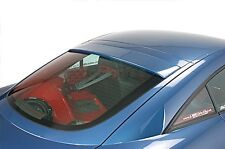 Audi TT MK1 1 8N Euro Roof Extension Rear Window Cover Spoiler Wing Trim S Line-