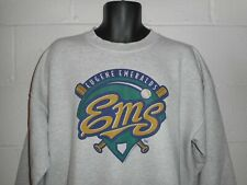 Vintage 2005 Eugene Emeralds Minor League Baseball Sweatshirt XL