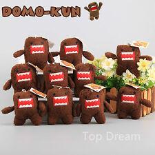 Domo Kun figure plush soft cartoon chaîne de téléphone portable sac portable chaîne 1pc teddy