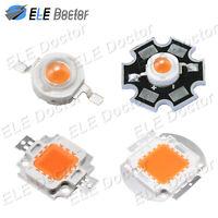 1W 3W 5W 10W 20W 30W 50W 100W High Power Full Spectrum 380-840nm COB LED Beads