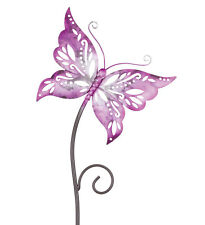 "Garden Stakes - Capri Garden Stake 28"" - Butterfly - Regal 12077"