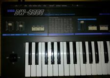 Korg DW-6000 Analog Synthesizer Poly800 Synth DSS MS