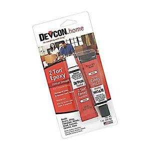 Devcon 35345 2 Ton Clear Epoxy - 0.5 oz. 2-Part Tube 0.5 Ounce