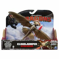 NEW DREAMWORKS DRAGONS CLOUDJUMPER ACTION DRAGON