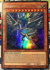 Tiefäugiger weißer Drache MVP1-DE005 1. Auflage UR Yu-Gi-Oh! Blue Eyes Deck NM
