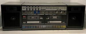 Panasonic RX-CW50 BOOMBOX 1985 RARE W/Operating Instructions EX. Condition