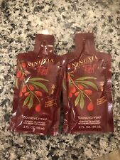 Young Living NingXia Red Two 2oz Single Packets Free Shipping
