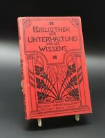 Bibliothek der Unterhaltung und des Wissens 1905 - Band 4