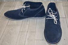 Steve Madden Locktin Chukka Boot - Men's Size 11.5 Navy