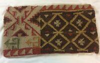"""Grandin Road Wool Blend Pillow Case 11"""" X  21"""""""