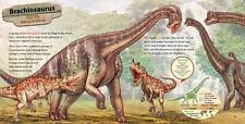Towering Brachiosaurus: By