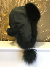 Russes Casquette Tschapka//Hiver Casquette Russian Style TRAPPEURS-Casquette Fellmütze NEUF