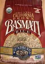 Basmati Brown rice California Lundberg 1 Lb 453 G