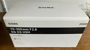NEW Sigma 590955 70-200mm f/2.8 DG OS HSM Sports Lens for Nikon F FREE US Ship!!