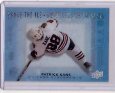 PATRICK KANE 15/16 Upper Deck Tim Hortons Above the Ice Insert #PK-SS Acetate