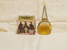 Vintage Glass Bottle Avon Purse Petite-Charisma 1.5 FL OZ.