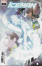 Iceman (2018) #1 Marvel Bobby Drake X-Men Emma Frost Mr Sinister Morlocks VF