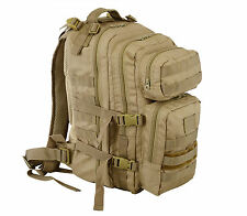 New MOLLE ASSAULT PACK Military 36L Tactical BACKPACK Rucksack Army Bag Hunting