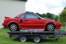 TOYOTA MR2 Mk1 spare parts AW11