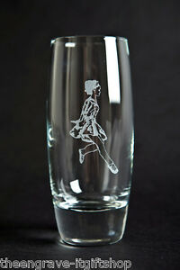 Personalised Irish Dancing Hi-Ball Juice Glass (10.5oz) gift boxed