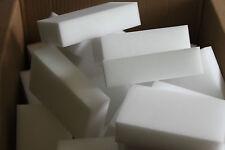 1000PCS BIG MAGIC SPONGE ERASER CLEANING MELAMINE FOAM CLEANER 110X 70 X 30MM