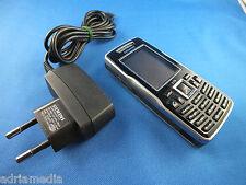SIEMENS Handy S75 S 75 Schwarz Black Phone AutotelefoBMW TOP