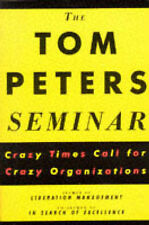 The Tom Peters Seminar by Thomas J. Peters (Paperback, 1994)
