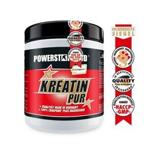 KREATIN PUR - Creatin Monohydrat Pulver - 500 g