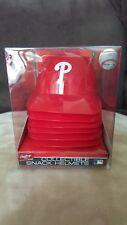 Philadelphia Phillies Official Rawlngs MLB 8oz Mini Baseball Ice Cream Helmet