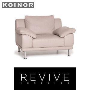 Koinor Leather Armchair Beige #14034