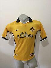 Maglia calcio nike borussia dortmund oliver fussball trikot jersey vintage young
