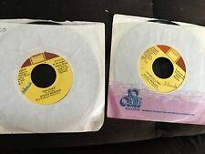 45s Stevie Wonder Sir Duke/He's Misstra Know It All & Seems SO Long/Boogie Regae
