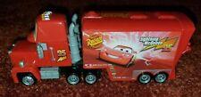 Disney Cars Mini Adventures Lightning McQueens Team Parade Classics Mack Trailer