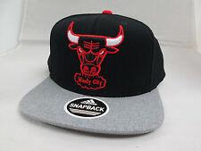 NBA Chicago Bulls Snapback Hat Hardwood Classics Puddy Throwback Adidas Cap