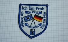 Aufnäher Hamburg - HSV - Ich bin froh ein echter Fan zu sein