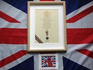 REME Oath Of Allegiance (framed with Cap Badge)