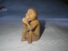 Vintage Chinese Soapstone Monkey Ornament