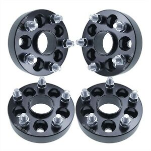 Set of 4 Hubcentric Adapters | 5x100 to 5x112 | 57.1mm Hub | 25mm fits VW Audi