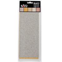 Kato 24-017 Papier Paysage Type Ballast / Scenery Paper Ballast Type 5pcs - N&HO