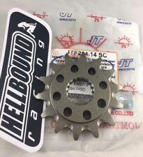 NEW JT Racing front sprocket 15t 15 teeth Honda TRX450r 450r 450er 2004-2014 atv