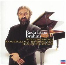 Plays Brahms [3 CD], New Music
