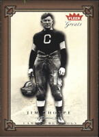 2004 Greats of the Game Football Inserts - You Pick - Buy 10+ cards FREE SHIP