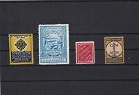 1914 and 1915 poster  stamps   ref r11996