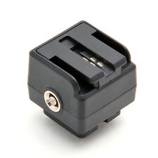 Adapter Converter for Flash Light Hot Shoe Sony to Standard ISO DLSR Body