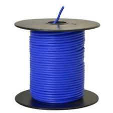 Southwire 55667623 Primary Wire, 18-Gauge Bulk Spool, 100-Feet, Blue